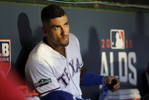 Ian Desmond agrees to five-year deal with Rockies