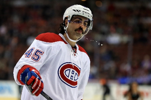Montreal Canadiens send Mark Barberio to AHL