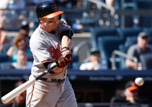 Steve Pearce plans to 'play hard' for Blue Jays