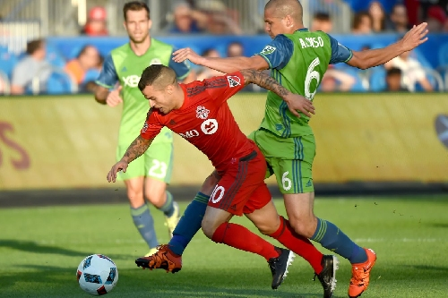 A look at the Sounders, Toronto series history