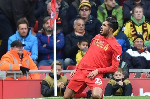 Liverpool midfielder Emre Can to launch his own official website this week