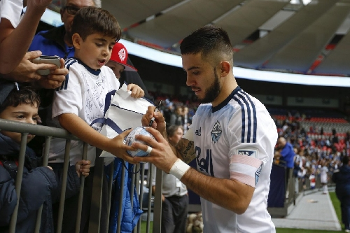 Pedro Morales Officially Bids Farewell to Vancouver