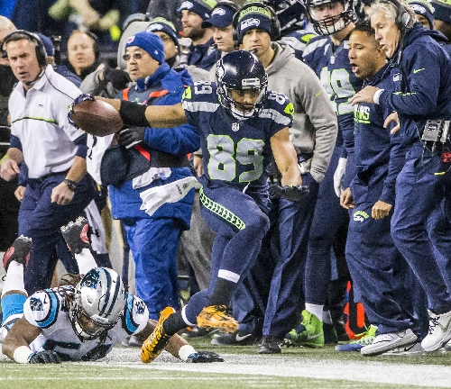 Why Seahawks WR Doug Baldwin may be having a better season than you think he is