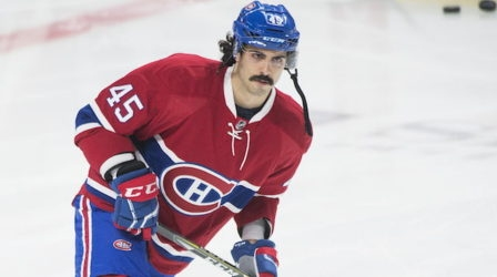 Canadiens send Mark Barberio back to the AHL