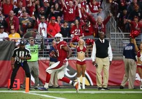 Cards RB Johnson earns another NFC honor