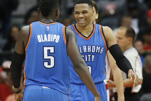 Oklahoma City Thunder news roundup: Russell Westbrook is at the top of his game