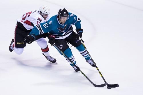 Full coverage, Game 27: Ottawa Senators @ San Jose Sharks