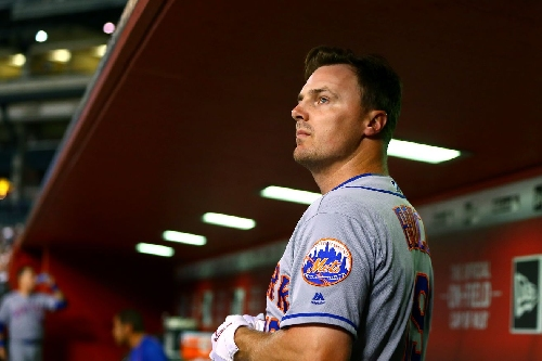 Mets meet with Rangers, discuss Jay Bruce and relief pitching