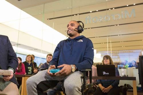Watch: Seahawks WR Doug Baldwin plays Rams DL Aaron Donald for Madden Xbox Charity Challenge