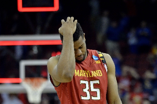 Maryland basketball's Damonte Dodd out 3 games with sprained MCL
