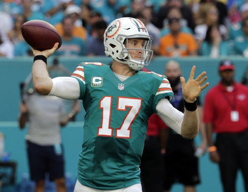 Tannehill needs breakout December to get Miami to playoffs The Associated Press