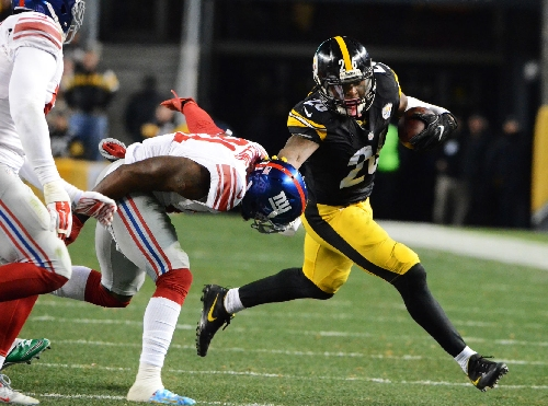 Steelers Insider: Le'Veon Bell and LeSean McCoy have mutual respect