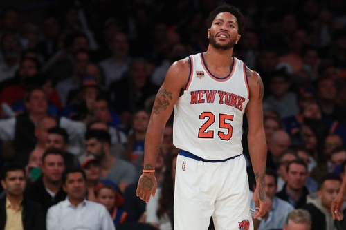Rose misses Knicks' game against Cavs with lower back pain The Associated Press