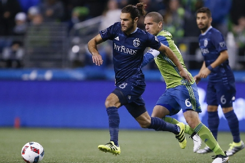 In the Mock Expansion Draft Minnesota Select Graham Zusi