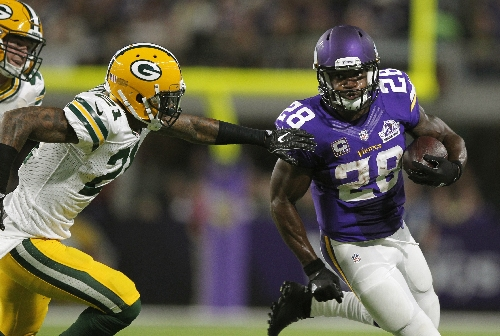Adrian Peterson says he sees comeback, but not for non-contender