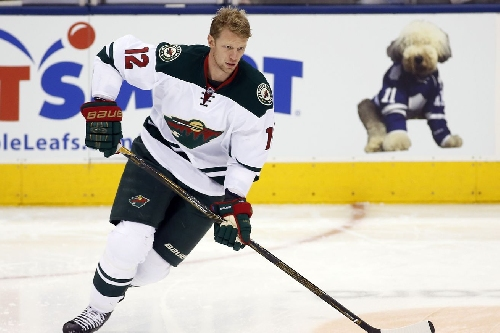 WATCH: Beasts converge on net, Staal gets a goal