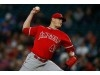Angels to monitor Garrett Richards' innings, pitch counts closely