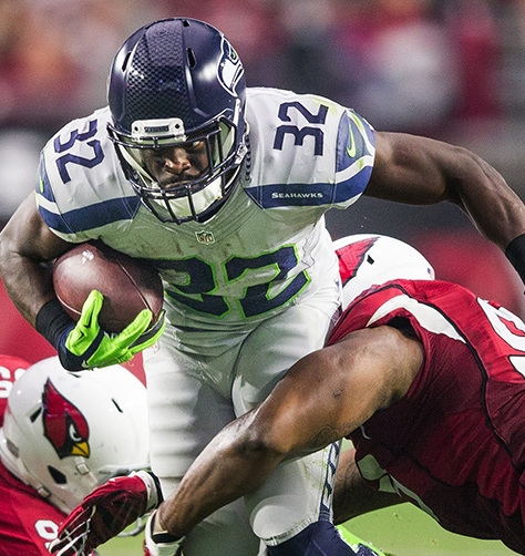Seahawks to see a familiar face Sunday — Christine Michael