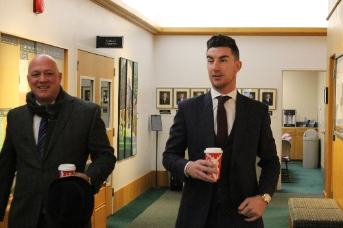 Cop says he didn't have authority to detain Portland Timbers' Liam Ridgewell before alcohol testing