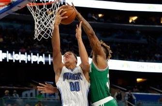 Magic have win streak snapped with blowout loss to Celtics