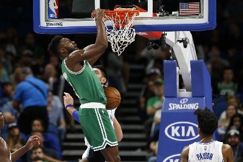 Celtics blow out Magic 117-87