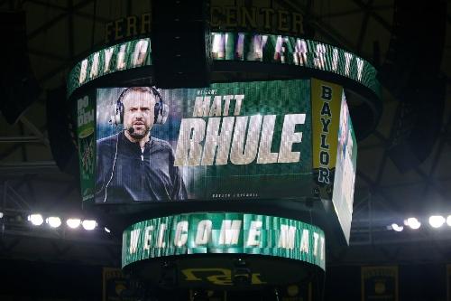 New Baylor coach Matt Ruhle's message welcomed; can he rebuild Bears' 2017 recruiting class?