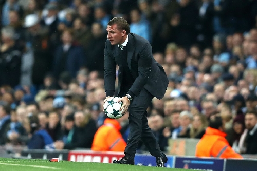 Brendan Rodgers Likes Liverpool's Title Chances
