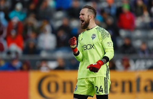 Sounders' Frei lived through TFC's dark days