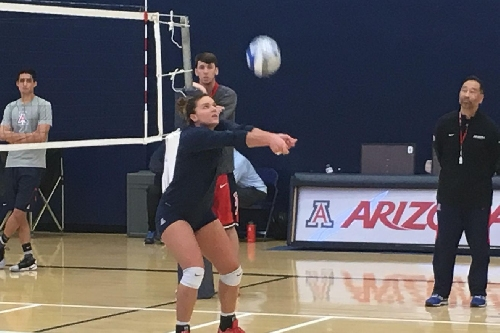 Arizona volleyball: Katarina Pilepic realizes her dream in only year with Wildcats