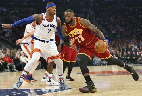 Cavaliers 126, Knicks 94: Cavs turn up defensive intensity in rout of Knicks