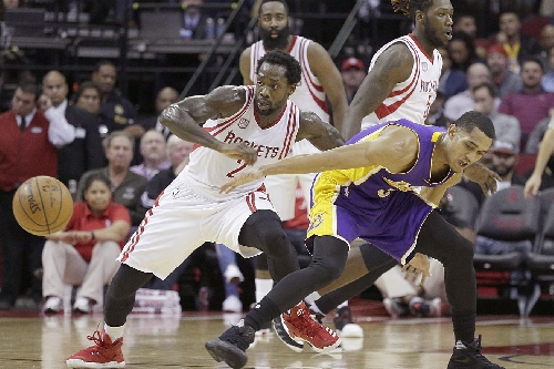 Lakers vs. Rockets final score: Lakers throttled in Houston, lose fourth straight