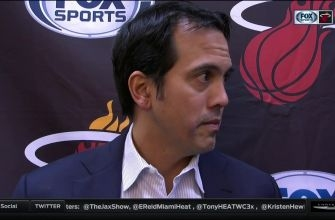 Erik Spoelstra says Heat couldn't get over hump against Hawks