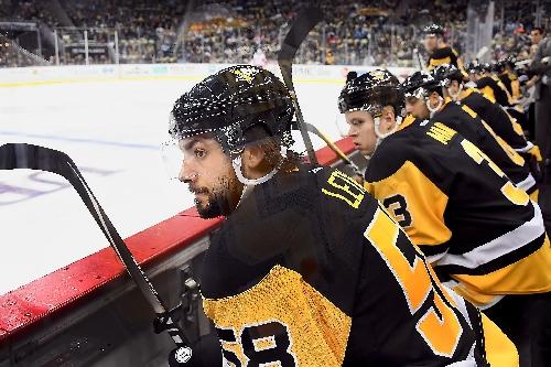 Penguins Kris Letang lobbies for Marc-Andre Fleury, new sports drink he's endorsing