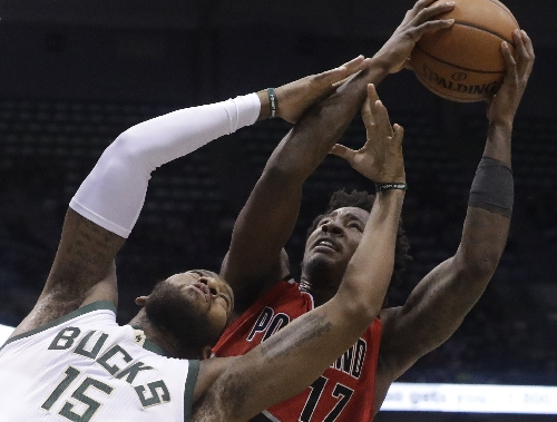 Potland Trail Blazers lose to Milwaukee Bucks, prove they're still 'finding' their 'way'