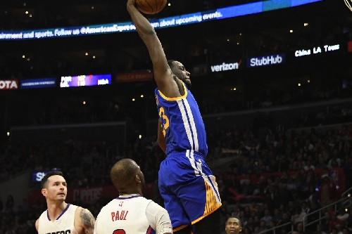 Quick Recap: Warriors rout Clippers, 115-98