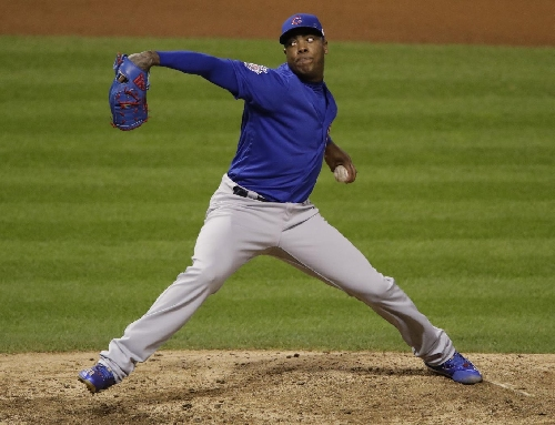 AP source: Chapman, Yankees reach deal for $86M, 5 years The Associated Press