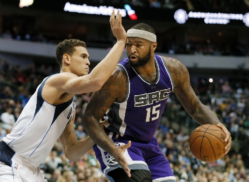 Cousins leads Kings to easy 120-89 win over last-place Mavs The Associated Press
