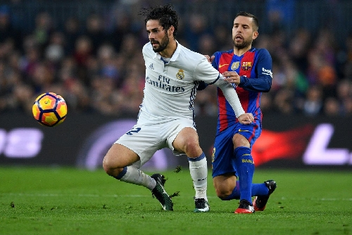 Manchester City make offer for Real Madrid midfielder - Report