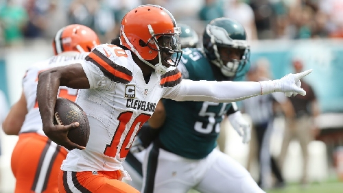 Robert Griffin III vs. the Eagles in Week 1: What went right, what went wrong