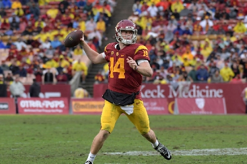 """Rose Bowl is a Chance for USC to Prove it is """"Back"""""""