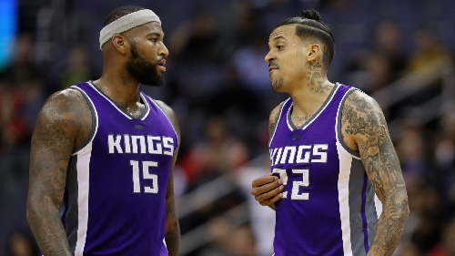 DeMarcus Cousins, Matt Barnes sued after alleged nightclub brawl