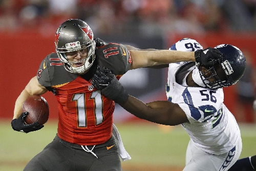 The 21 touchdowns allowed by the Seahawks so far this season