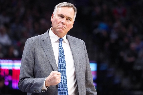 Mike D'Antoni is a serious Coach of the Year candidate