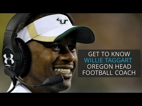 Willie Taggart introduced as Oregon Ducks coach Thursday morning: Live udpates