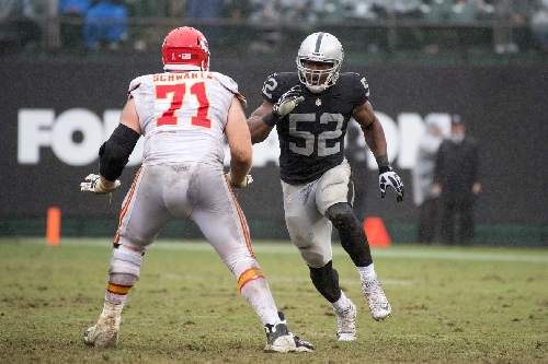 Raiders-Chiefs: 4 things to watch for as a rivalry resumes