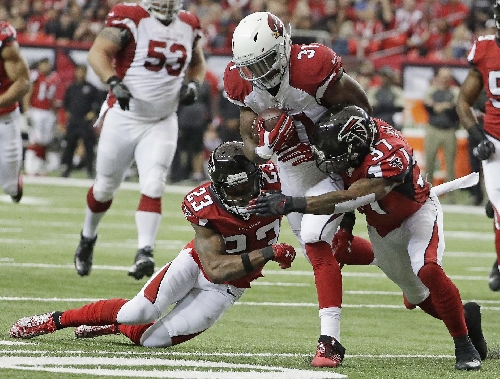 Falcons sign CB Alford to 4-year contract extension The Associated Press
