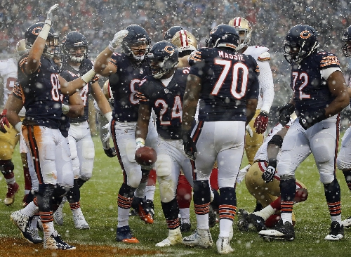 First look: Bears' pass defense ranked No. 6