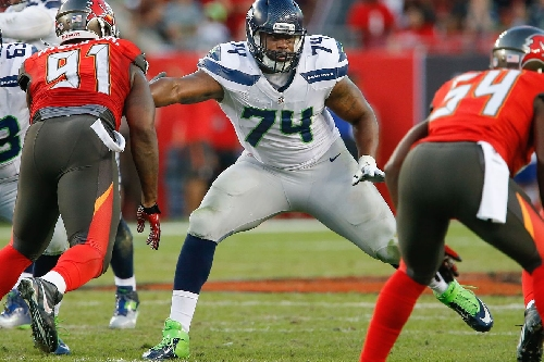 Seahawks Grades: George Fant is equal parts frustrating and exciting