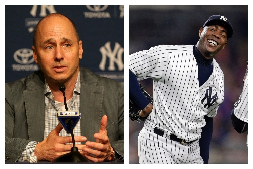 Brian Cashman explains why Yankees spent so much for Aroldis Chapman