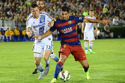 Barcelona star wishes Sounders luck in MLS Cup